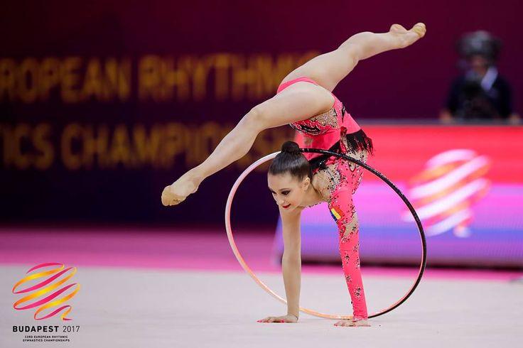 Ana Luiza Filiorianu (Romania), European Championships 2017