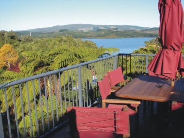 Rotorua Holiday Apartment Rental - 1 Bedroom, 1.0 Bath, Sleeps 2
