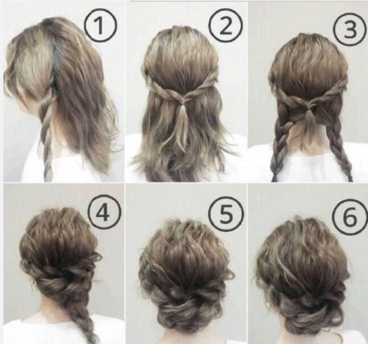 70+ braid hairstyle, a variety of different choices for you - Page 36 of 73 - BEAUTIFUL LIFE #easyupdosformediumhair