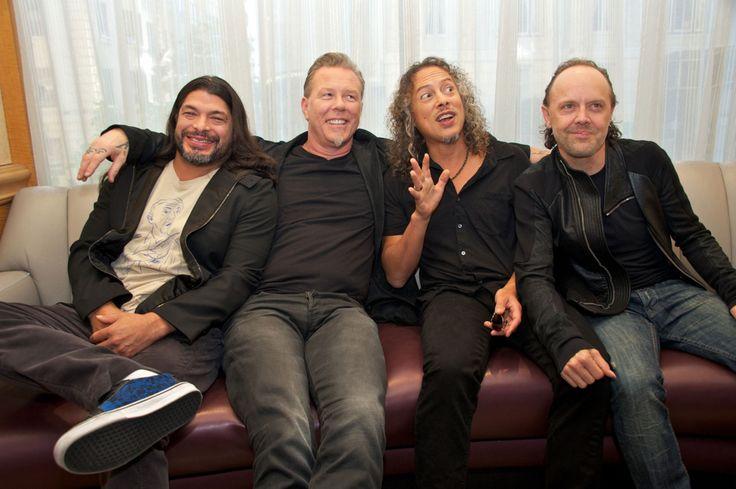 Metallica стали героями комиксов - http://rockcult.ru/metallica-comic-book/