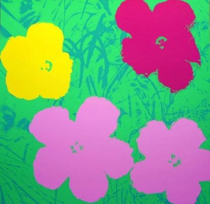 Hey everybody! If you buy Flowers V by Andy Warhol through my recommendation we both earn £50.00 ! CLICK HERE! http://www.equal-share.com?share=dWlkPTMxNyZvaWQ9MTI1NA==
