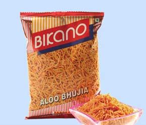 Aloo Bhujiya from Bikanervala Sweets, Delhi is the most popular namkeen. It is widely consumed as tea time snacks. It is also a popular menu for birthday party and office party. Order aloo bhujiya online @ http://www.mithai4all.com/product/Bikano-Sweets,-New-Delhi/New-Delhi/Aloo-Bhujiya/917.aspx