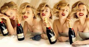 Ученые говорят, что польза отбокала шампанского сравнима схорошей прогулкой