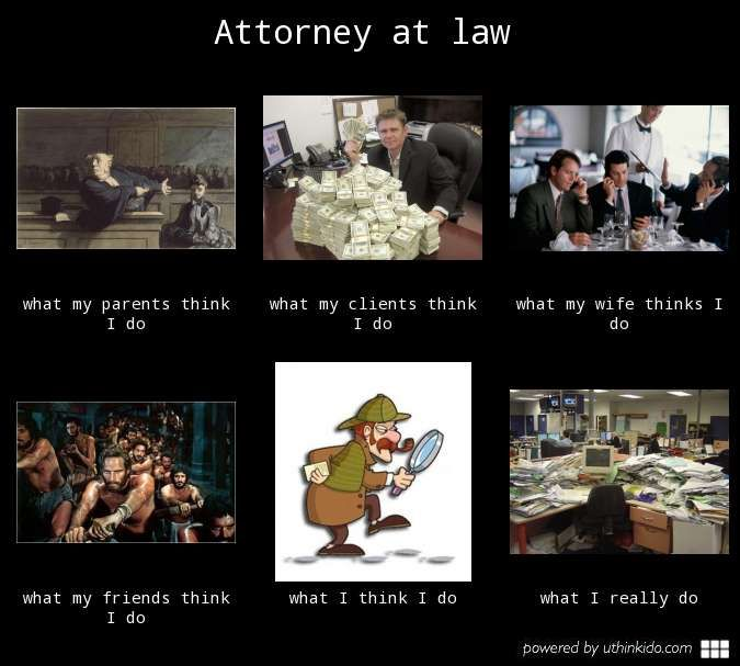 Office Decor Lawyer