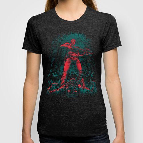 Walking Dead Daryl Dixon Hunter T-Shirt #TheWalkingDead #DarylDixon