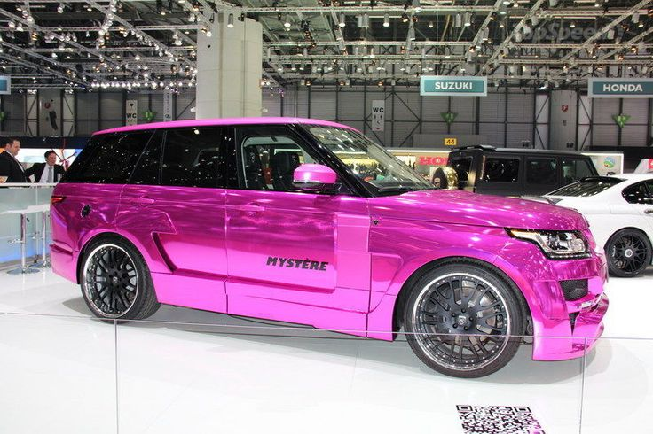 2013 Range Rover Mystere by Hamann picture - doc497464