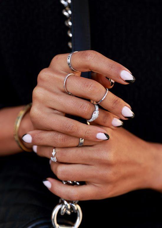 Light Blue Acrylic Nails Design Nailart