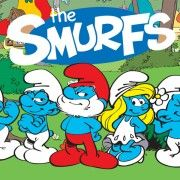 The #Smurfs, brings everybody's childhood fantasy to life in this charming graphic novel series! #Summer #Movie #Comics #comiXology #ComicBook #Read #Film #Children #Comedy