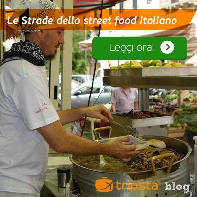 Dal pane ca' #meusa siciliano, alla #piadina romagnola; dal panino con il #lampredotto toscano alla '#nduja calabrese. Fai un viaggio lungo le strade dello #street #food italiano leggendo il post di oggi.