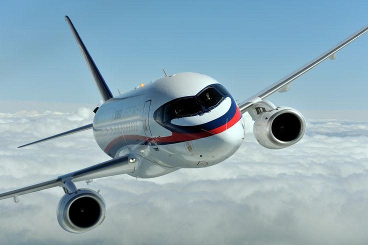 2000x1333 HQ Definition Wallpaper Desktop sukhoi superjet 100
