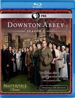Аббатство Даунтон (2 сезон) / Downton Abbey  (2 season)  (2011) HD 720 (RU, ENG)