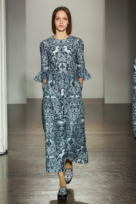 Mother of Pearl | Fall 2014 Ready-to-Wear Collection | Style.com