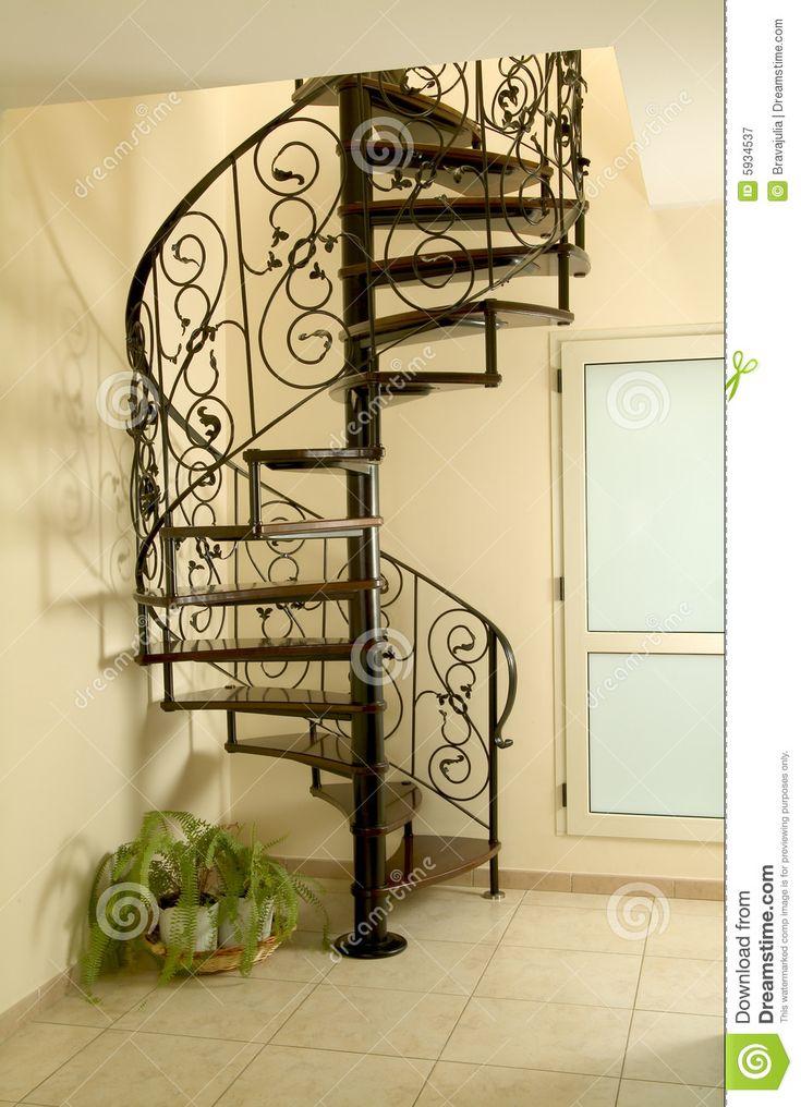 escada caracol de ferro 9
