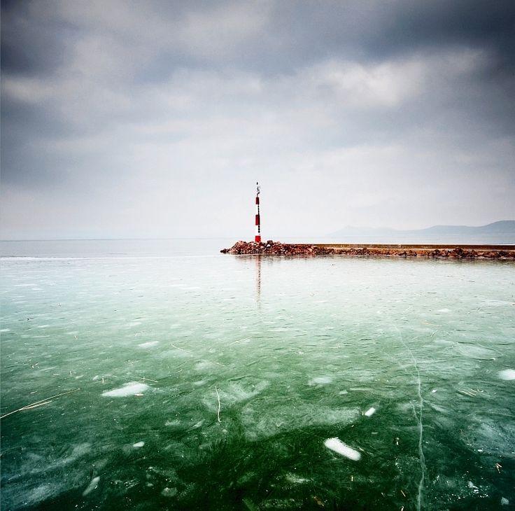Frozen Balaton