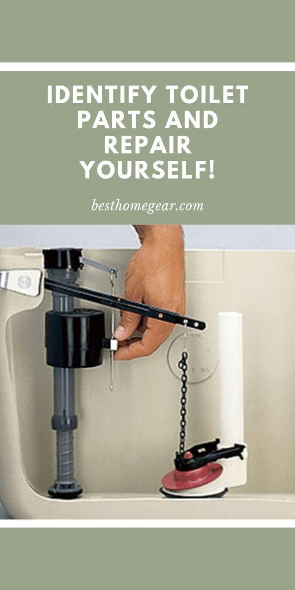Toilet Parts Toilet Diagram Diy Repair Guide Best Home Gear Diy Toilet Repair Toilet Repair Repair