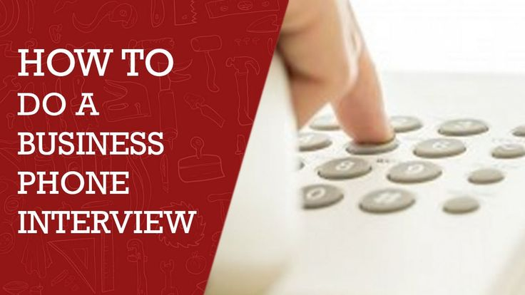 How to Prepare for Phone Interview | Expert Tips