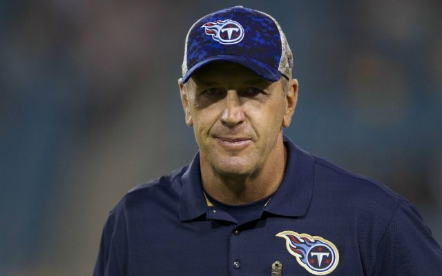 Titans, Mike Mularkey Agree To Part Ways