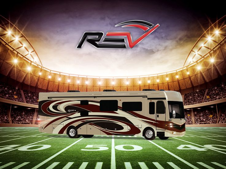 #Vehicles that set the #tailgating bar. #REVRecreationGroup has long answered #America's pioneering spirit with five distinct #luxury #motorhome manufacturers. Together, #FleetwoodRV, #HolidayRambler, #MonacoCoach, #AmericanCoach and #RenegadeRV deliver the best. Wouldn't you want to hang out on this #SuperSunday in one of our coaches? Talk about changing the playing field. #superbowl #falcons #patriots #superbowl51 #nfl #atlantafalcons #newenglandpatriots #tailgate #tailgateparty #houston