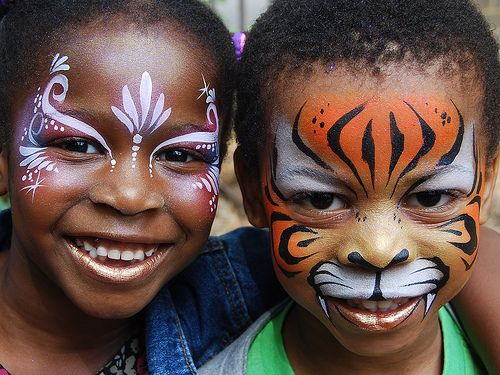 CSC_0689 | face painting, Kids painted faces, face painting … | Flickr