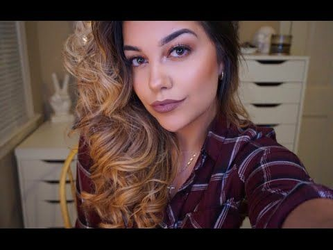 Tips & Tricks : How to Curl Hair with a Flat Iron - PYT Tutorial - YouTube