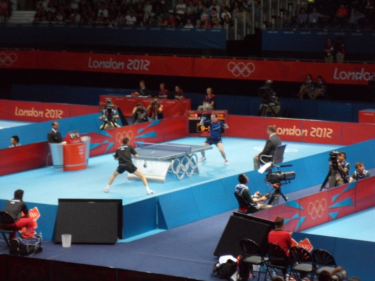 Paul Drinkall 1-3 http://www.london2012.com/table-tennis/schedule-and-results/day=3-august/index.html