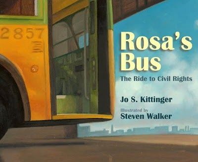 Book for Elementary School children about Rosa Parks. Perfect for Black History Month