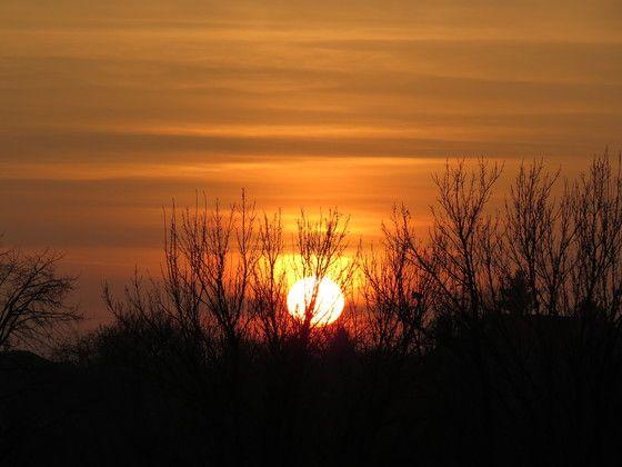 Community - Sunset December 12, 2014