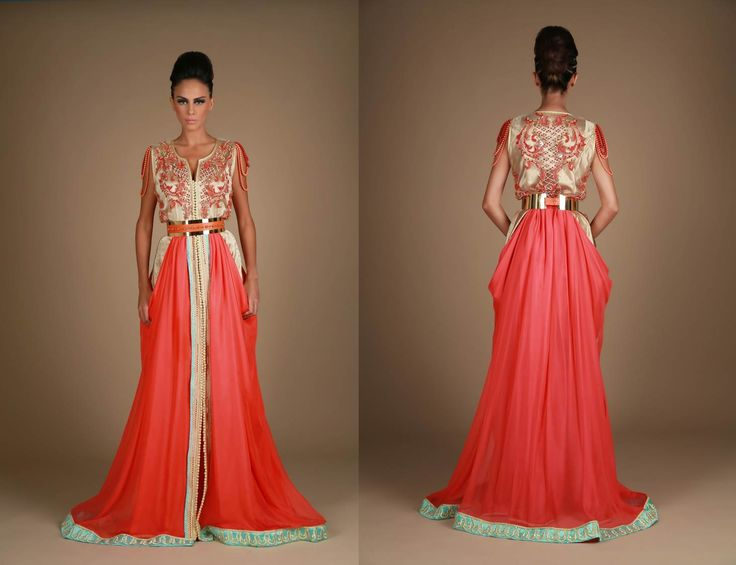 Moroccan Aroma Sizzling in Meriem Belkhayat's Latest Collection « Fashion