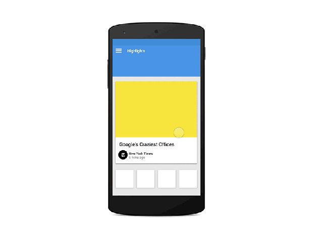 Some Examples of Material Design