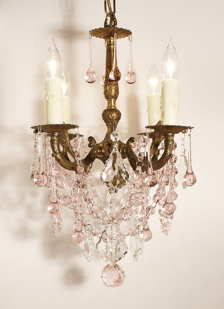 Cute Petite Antique Chandelier - 12 Best Antique French Brass Chandeliers Images On Pinterest