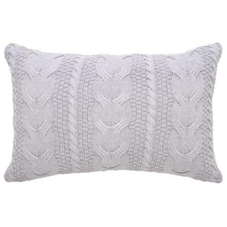 Stanford Cushion 40x60cm  Grey