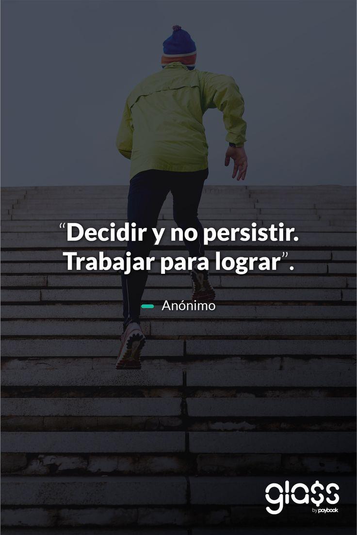 El éxito se logra día con día, con base a determinación y trabajo. 😎 #éx…