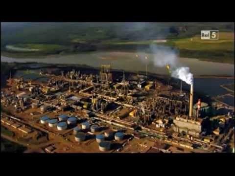 La terra vista dal cielo - La fine del petrolio - 1° parte - 1/4
