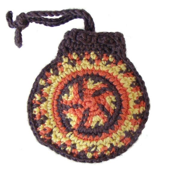 Crochet Medicine Bag Pattern : 17 Best images about Pagan Crochet on Pinterest Filet ...