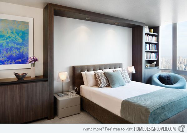 Brown and teal bedrooms bedroom fit for a queen pinterest - Teal and brown bedroom ideas ...