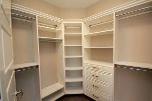 Master closet