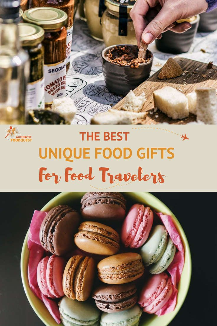 """Research has long shown that experiences bring people more happiness than """"things"""". Experiences shape who we are and who we become. These unique food gifts are sure to please the people on your holiday list!"""