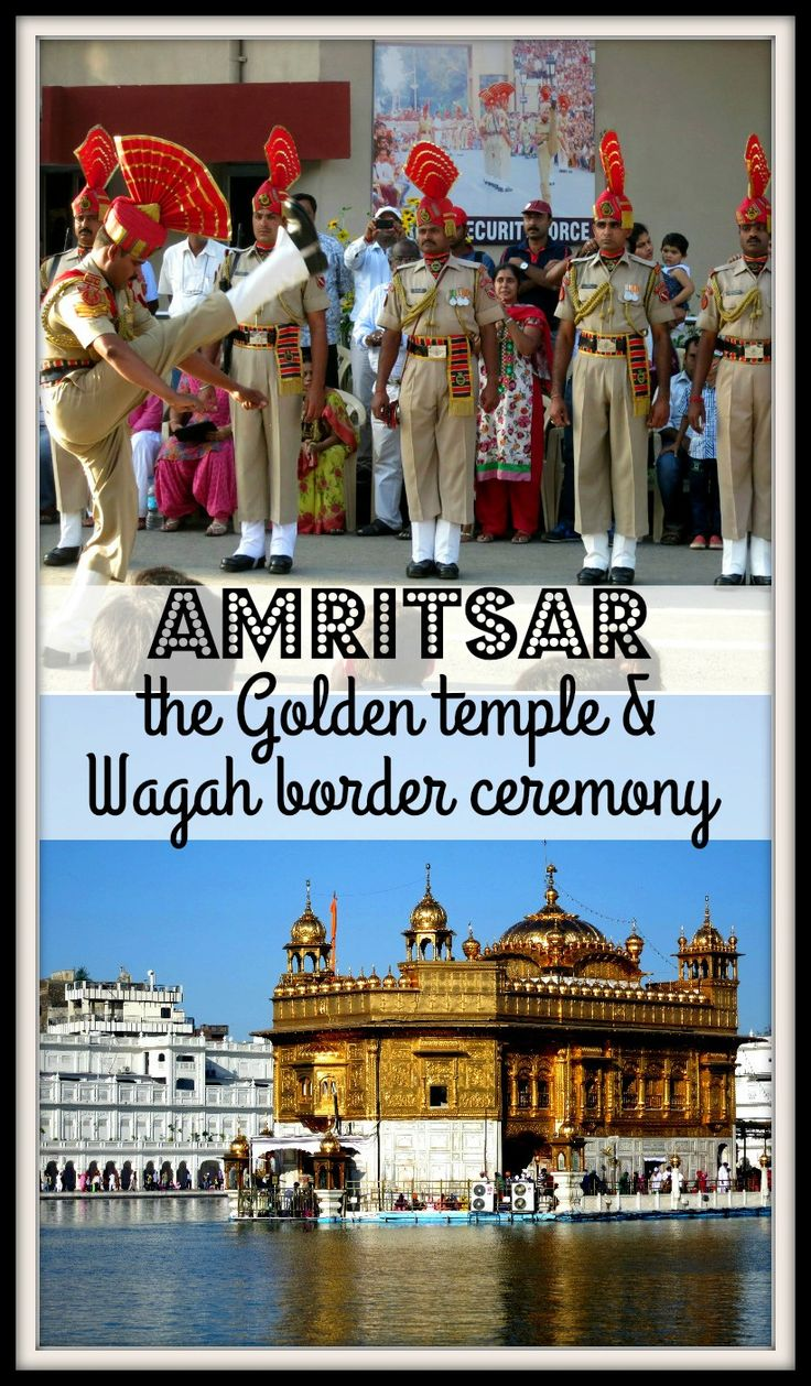 Complete guide to backpacking Amritsar, India