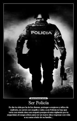 Resultado De Imagen Para Frases Policia Polocias Pinterest