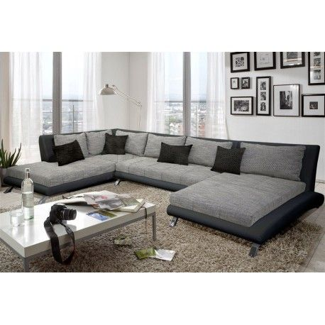 Best Canapés Dangle Moderne Corner Sofas Images On Pinterest - Canape d angle en u