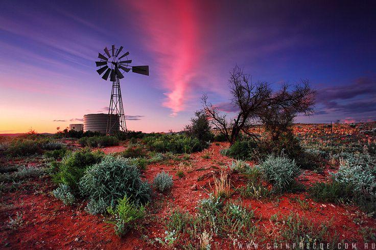 {Escape} Broken Hill, NSW, Australia photo by Cain Pascoe #escape #Australia #amazingplaces