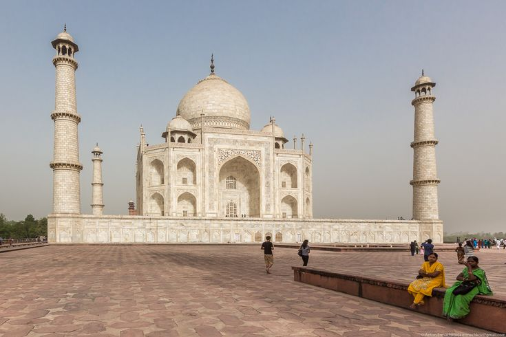 Короткая остановка в Индии. Невероятный Тадж-Махал | Тадж ...