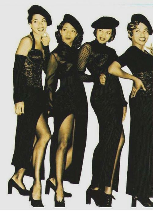 EnVogue  saw them a few years ago at the fairground.  Really enjoyed hearing them in person