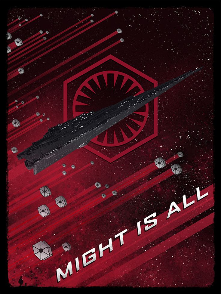 Star Wars: The First Order Propaganda Posters - Created by Marko Manev