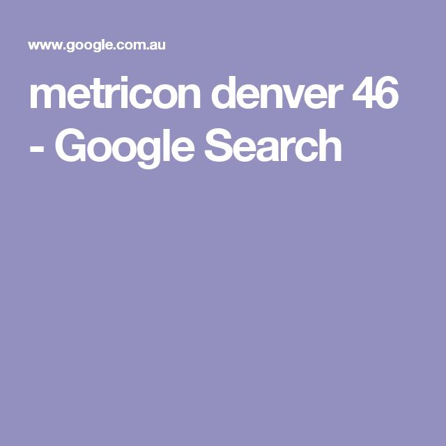metricon denver 46 - Google Search