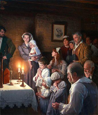 First Catholics of Sydney, Circa 1818