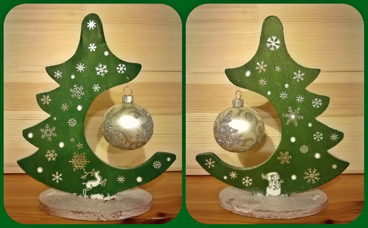 Little christmas tree / Kis karácsonyfa