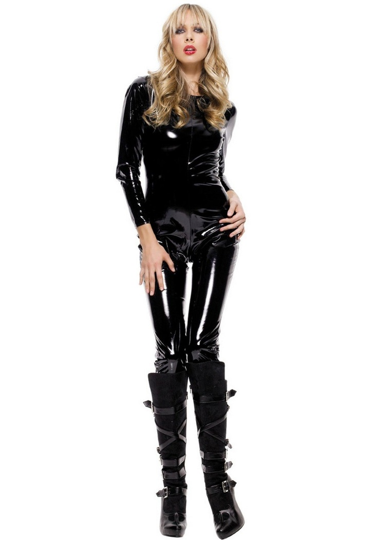 Catwoman Suit Sexy Holiday Party Costume #costume #halloween #party
