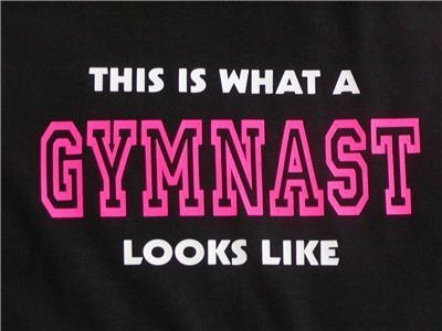 Fantastic For Me Because I Am In Gymnastics