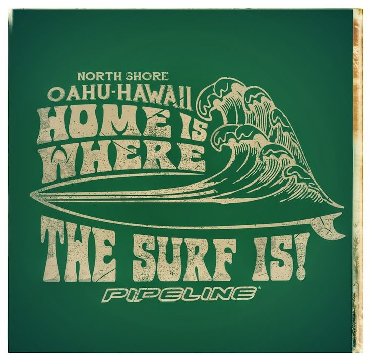 Aloha Friday from Pipeline Clothes & Gear.